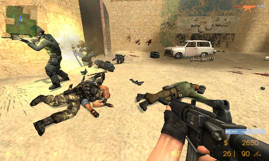 скачать counter strike source modern warfare 3 с торрента